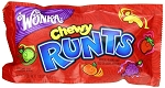 Wonka Chewy Runts, (Pack of 24)