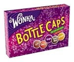 Wonka Bottle Caps Video Box Theater Size Candy, (Pack of 12)