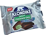 Klondike Mint Chocolate Chip Candy Bars, (Pack of 16)