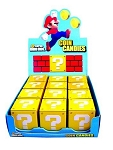 Super Mario Tin Coin Candy Banks, (12 Pack)