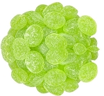 Claeys Sour Apple Drops Hard Candy, 10 Pounds