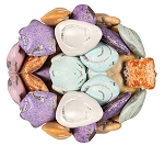 Koppers Chocolate Candy Seashells, (5 Pounds)