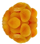 Dried Turkish Apricots, (7 Pounds)