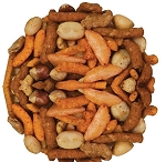Cajun Hot Trail Mix, (10 Pounds)