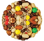 Rainbow Delight Nut Seed and Candy Mix Topping, 10 Pounds
