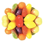 Koppers Chocolates Petite Fruits, (5 Pounds)