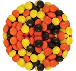Mini Reeses Pieces, 12.5 Pounds
