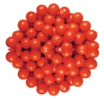 Sixlets Red Chocolate Candy, 12 Pounds