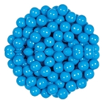 Sixlets Royal Blue Chocolate Candy, 12 Pounds