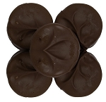Asher's Sugar Free Dark Chocolate Peppermint Patties, 6 Pounds