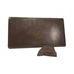 Guittard Old Dutch 10 Pound French Vanilla Semi Sweet Chocolate Bar