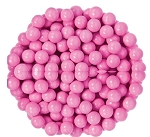 Sixlets Light Pink Chocolate Candy, 12 Pounds