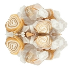 Sweets Candy Caramel Nougat Swirls Taffy, 3 Pounds