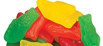 Allan Candy Assorted Fish, 5.5 Pounds