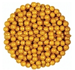 Oak Leaf Shimmering Gold Candy, 10 Pounds