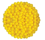 Oak Leaf Pearls Yellow Candy, 10 Pounds