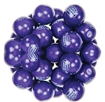 Dubble Bubble Grape Purple One Inch Gumballs, (Pack of 850)