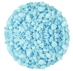 Blue Cotton Candy Rock Candy Crystals, 5 Pounds