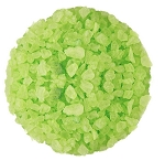 Green Watermelon Rock Candy Crystals, 5 Pounds