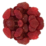 Dried Strawberries, (11 Pounds)