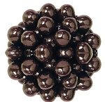 Koppers Chocolate Apricot Brandy Dark Chocolate Cordials, (5 Pounds)