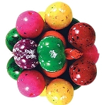 Concord Confections Splat One Inch Gumballs, (Pack of 850)