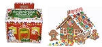 Create a Treat Gingerbread House Kit Deluxe Model