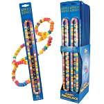 Kokos Worlds Biggest Candy Necklace, (Pack of 24)
