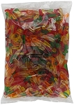 Albanese Assorted Mini Gummy Worms, 5 Pounds