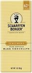 Scharffen Berger Extra Rich Semisweet Chocolate Bars, (Pack of 12)