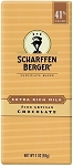 Scharffen Berger 41 Percent Cacao Extra Rich Milk Chocolate Bars, (Pack of 12)