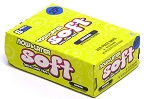 Now and Later Soft Banana Candy, (Pack of 24)