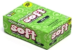 Now and Later Soft Apple Candy, (Pack of 24)