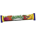 Mamba Taffy Candy, (Pack of 24)
