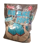 Big Slice Lollipops, Blue Raspberry (Pack of 48)