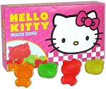 Hello Kitty Gummy Treats Movie Theater Size Boxes, (Pack of 12)