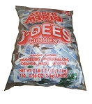 Mario 3 Dees Gummies 150 Count