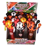 Soccer Poppin Whistle Candy (Pack of 12)