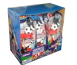World Soccer Klik Candy Dispensers, (12 Pack)