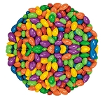 Sunbursts Rainbow Candy Coated Sunflower Seeds, 5 Pounds