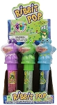Ribbit Pop Novelty Candy Toy, (Pack of 12)