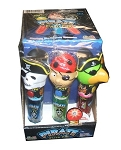 Pirate Flash Pops Lollipop Toy, (Pack of 12)