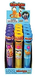 Kidsmania Garfield Novelty Candy and Projector Toy, (Pack of 12)