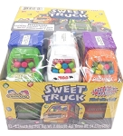Kidsmania Sweet Truck Novelty Candy Toy, (Pack of 12)