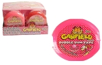 Kidsmania Garfield Bubble Gum Tape Dispenser, (Pack of 12)