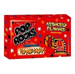 Pop Rocks Assorted Candy Movie Size Box, (Pack of 18)