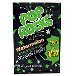 Pop Rocks Watermelon Popping Candy, (Pack of 24)