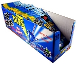 Pop Rocks Dips Blue Razz Candy, (Pack of 18)