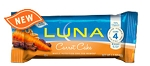 Luna Bar Carrot Cake Bars 1.69 Ounce Bars, (Pack of 15)