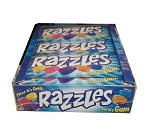 Original Razzles Candy, (Pack of 24)